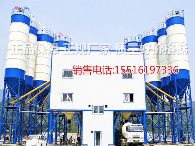 270站,更快捷270混凝土搅拌站,怎么购进270搅拌站设备理论生产效率有多少?